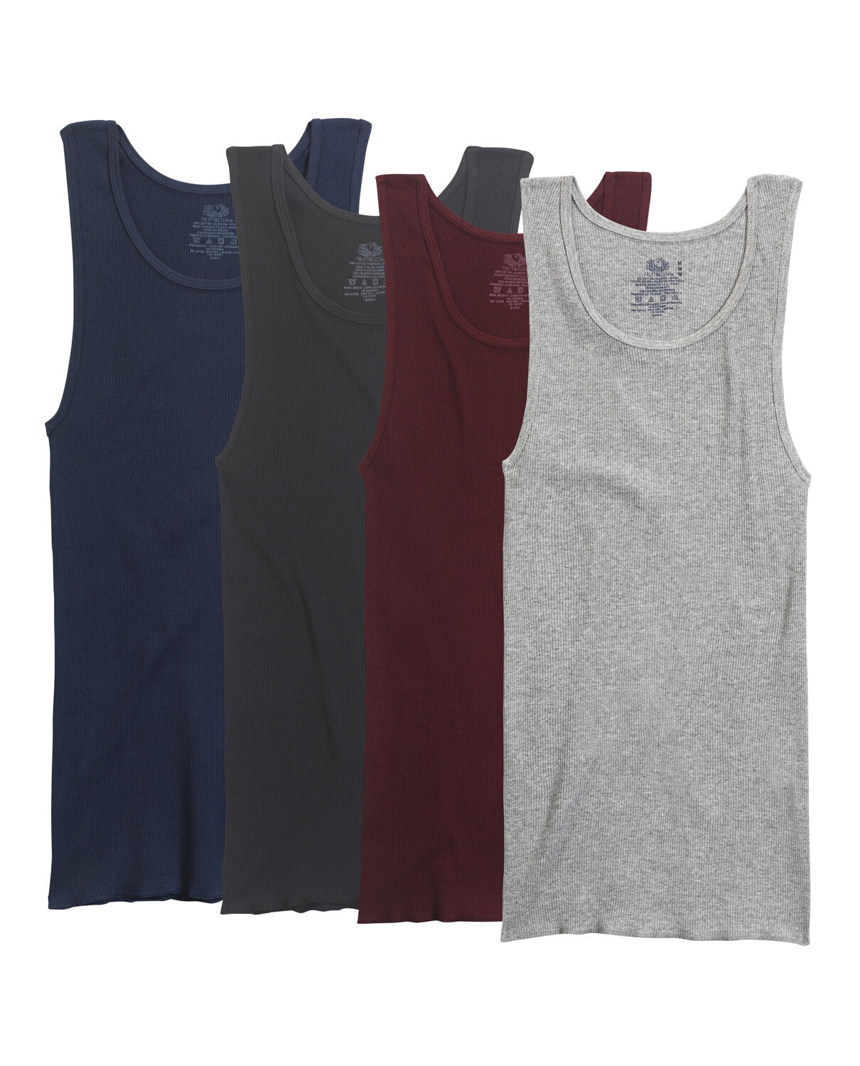 Men S 4 Pack Assorted A Shirt Extended Sizes Fruit Us