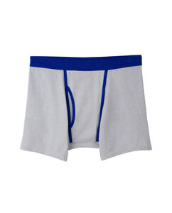 Men's 1 Pack Breathable Cooling Cotton Micro Mesh Boxer Brief