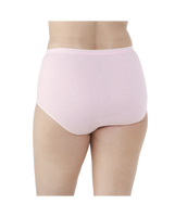 Fit for Me Women's 5 Pack beyondsoft Brief Assorted