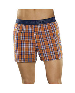 Men's 2 Pack Print Boxer
