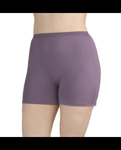 Fit for Me Women's 4 Pack Microfiber Slip Short