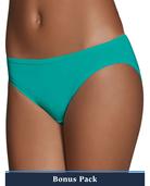 Women's Assorted Microfiber Bikini Panty, 8 Pack ASSORTED