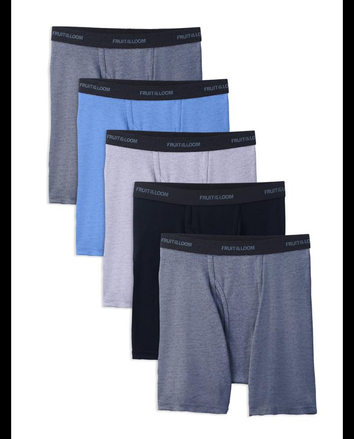 Men's Beyondsoft Boxer Briefs, 5 Pack