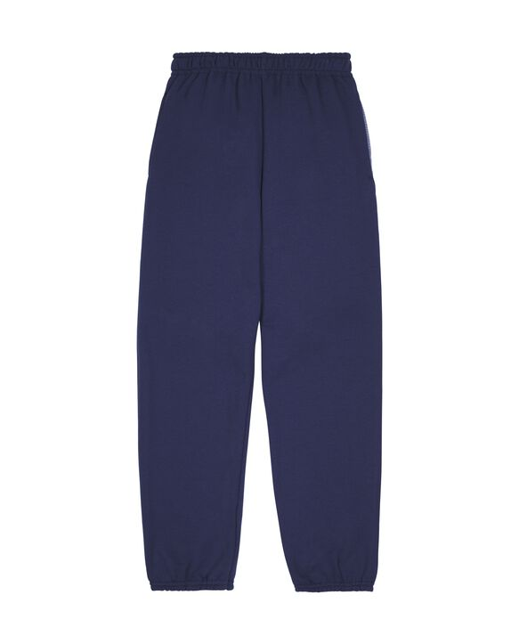Boys' Fleece Elastic Bottom Sweatpants, 1 Pack Navy