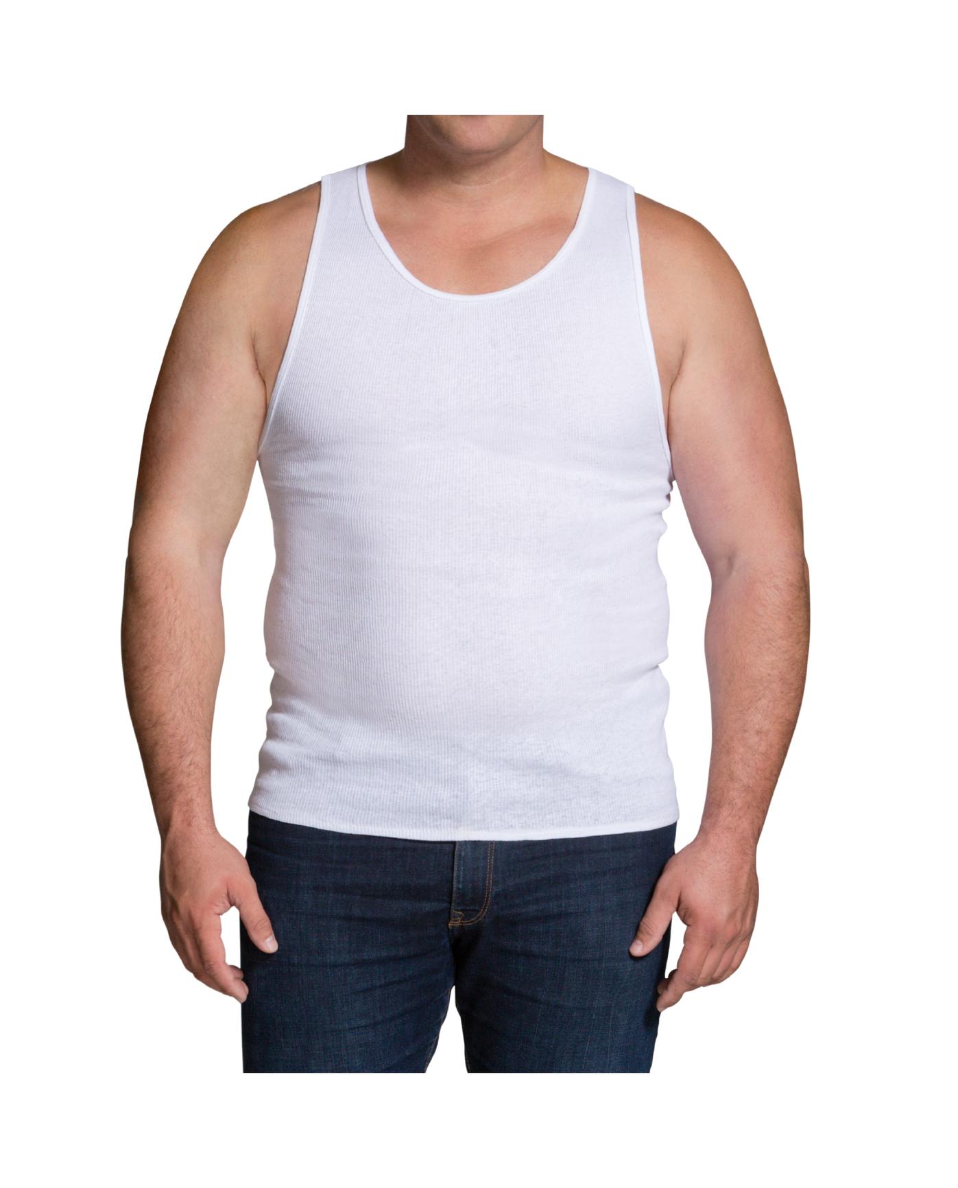 c412b904a9bb8 ... Big Men s Collection White A Shirt