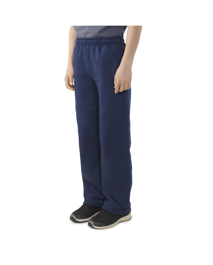 Boys' Explorer Fleece Trailblazer Open Bottom Pant