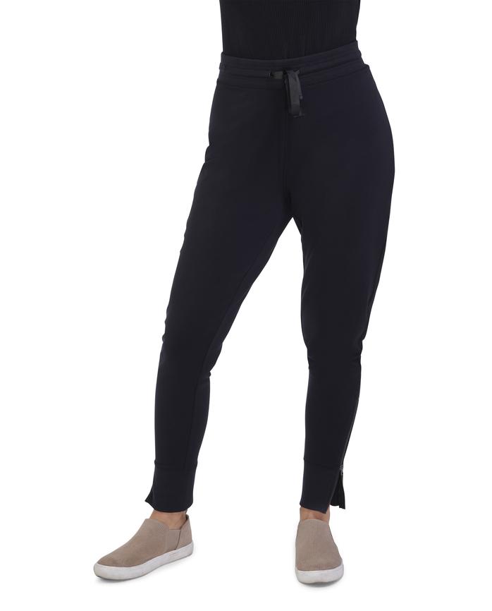 Women's Seek No Further Fleece Jogger Sweatpants BRILLIANT BLACK