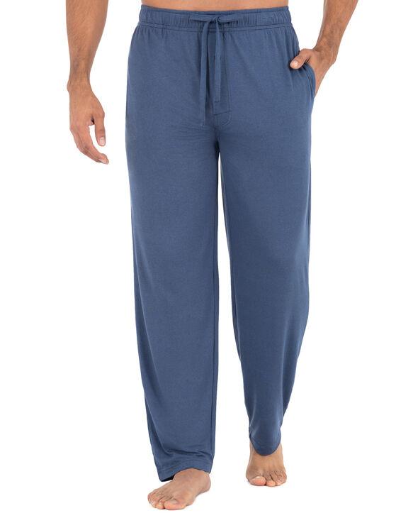 Men's Beyondsoft Knit Sleep Pant, 1 Pack BLUE