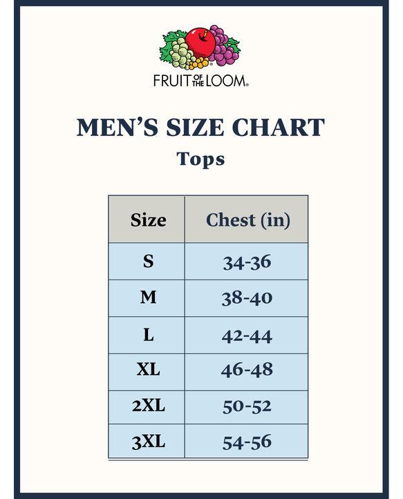 Men's Short Sleeve Crew CoolZone T-Shirt, 2 Pack Scuba Turquoise Heather
