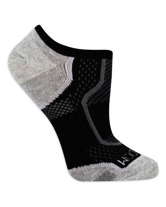 Women's CoolZone Cotton Lightweight No Show Socks 6 Pair