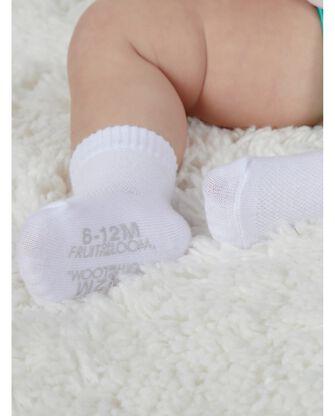Baby Breathable Socks, 6 Pack