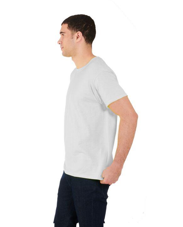 Men's Dual Defense UPF Short Sleeve Crew T-Shirt, 1 Pack Arctic White