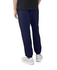Men's EverSoft Fleece Elastic Bottom Sweatpants, 1 Pack J.Navy