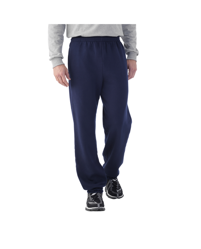Big Men's EverSoft Fleece Elastic Bottom Sweatpants