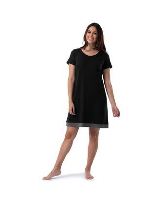 Women's Soft & Breathable Pajama Sleepshirt, 1pk