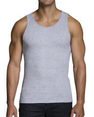Men's Dual Defense Assorted A-Shirts, 5 Pack