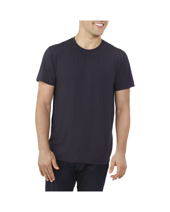 Men's EverLight™ Crew Neck T-Shirt, 1 Pack Charcoal Heather