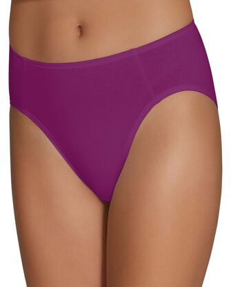 Women's Cotton Stretch Hi-Cut, 6 Pack