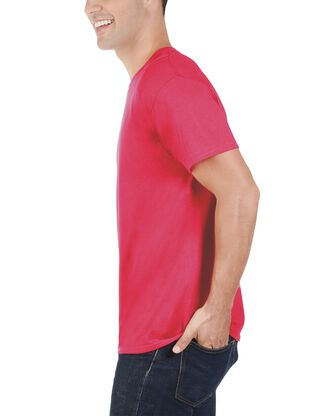 Men's Dual Defense UPF Short Sleeve Crew T-Shirt, 1 Pack