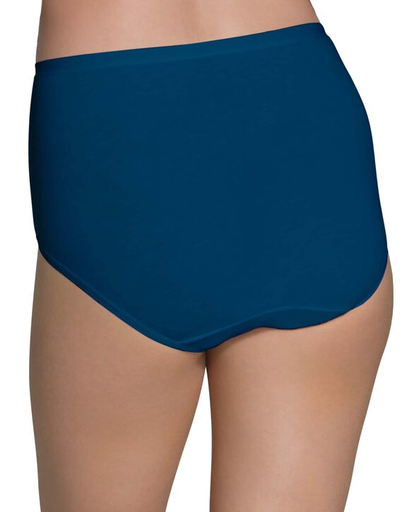 Women's Beyondsoft Brief Panty, 6 Pack Assorted