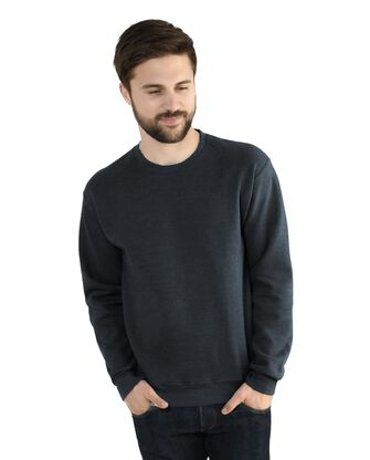 Men's EverSoft Fleece Crew Sweatshirt, Extended Sizes, 1 Pack