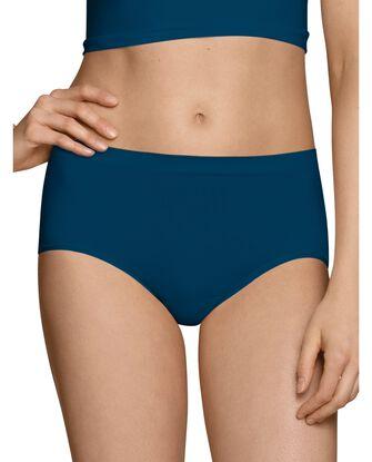 Women's Beyondsoft Modal Low-Rise Brief Underwear, 12 pack