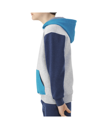 Boys' Fleece Hoodie Sweatshirt, 1 Pack