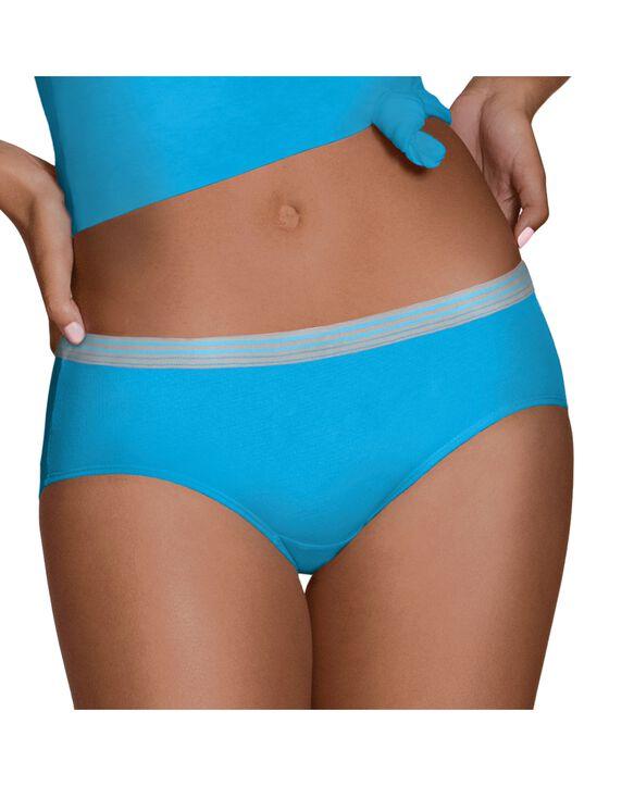 Women's Heather Low-Rise Hipster Underwear, 6+3 Bonus Pack ASSORTED