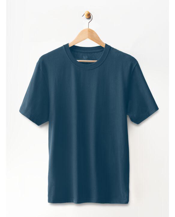 Crafted Comfort™ Legendary Tee Smoke Blue