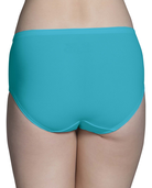 Women's Breathable Micro-Mesh Low Rise Brief, 4 Pack Assorted