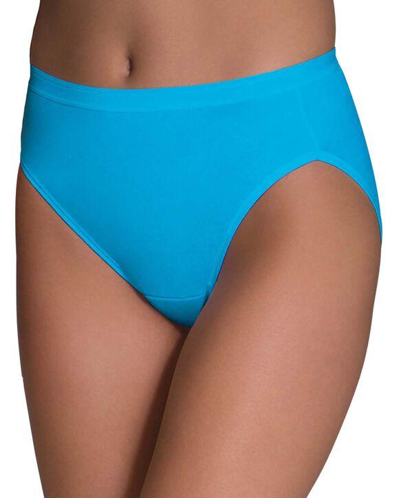 Women's Cotton Hi-Cut Panties
