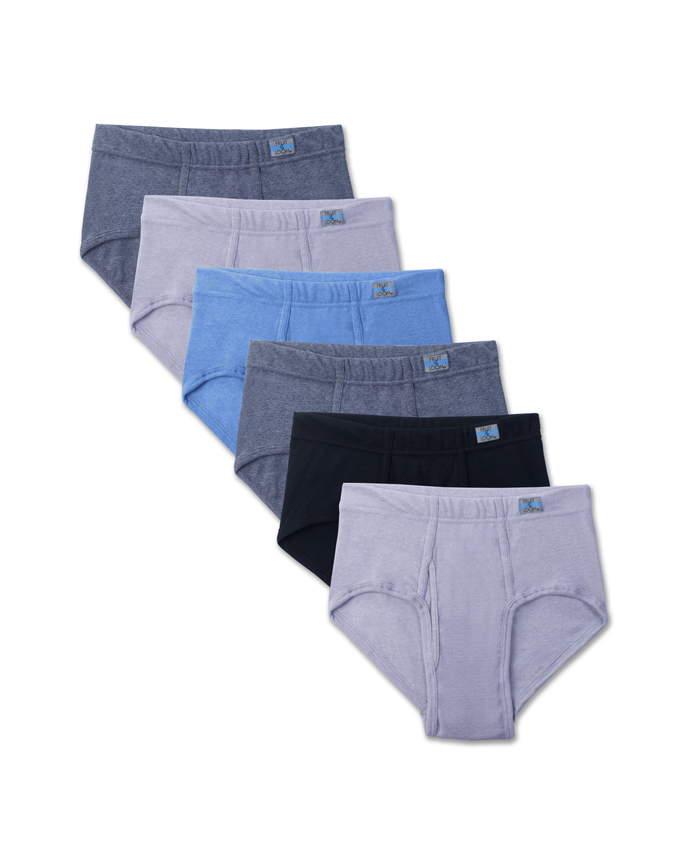 Men's Beyondsoft Fashion Brief, 6 Pack