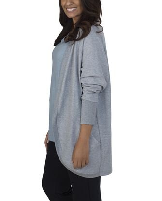 Women's Essentials Cocoon Wrap Cardigan, 1 Pack