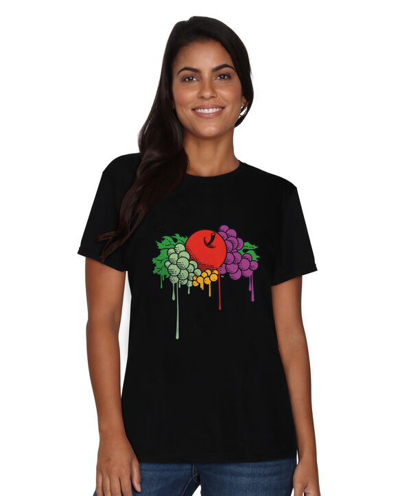 Limited Edition Art of Fruit Drip Tee Fruit Drip