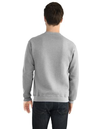 Men's EverSoft Fleece Crew Sweatshirt, 2 Pack