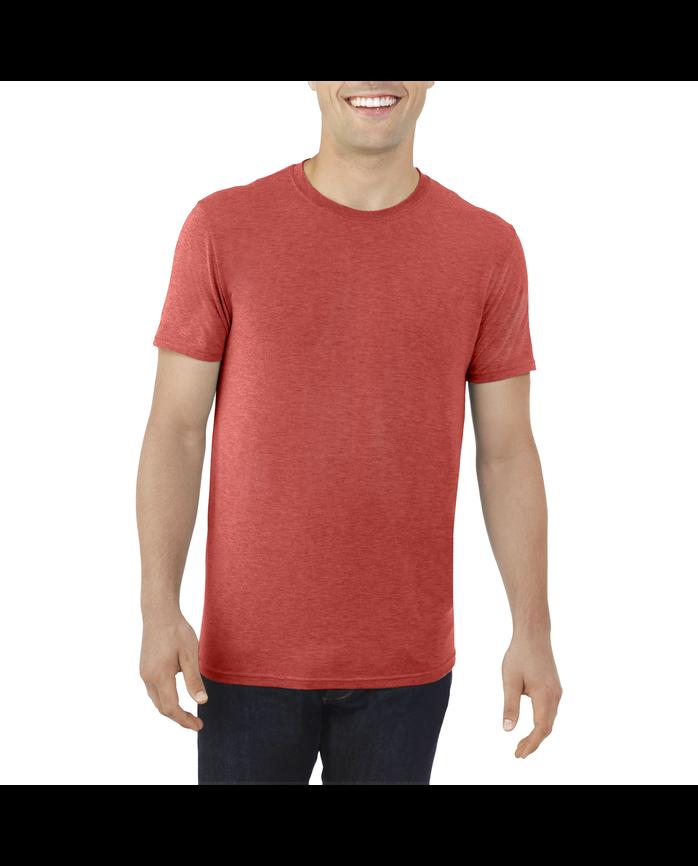 Men's EverLight™ Crew Neck T-Shirt, 1 Pack True Red