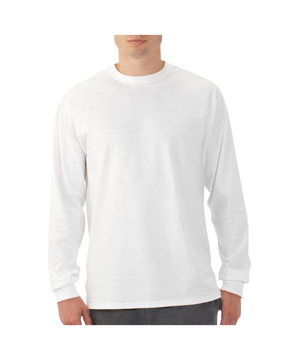 Men's EverSoft Long Sleeve T-Shirt, 1 Pack White