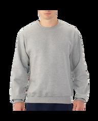 Big Men's Dual Defense EverSoft Crew Sweatshirt