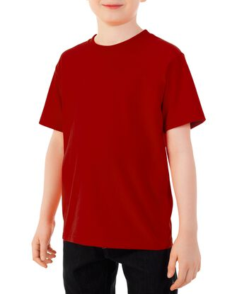 Boys' Short Sleeve Crew T-Shirt, 2 Pack