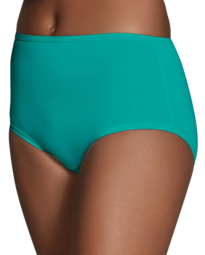 Women's Microfiber Briefs, 12 Pack ASSORTED