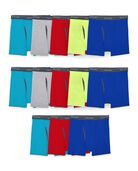 Boys' Assorted Boxer Briefs, 10+3 Bonus Pack