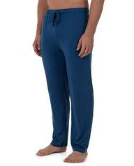 Fruit of the Loom Men's Breathable Mesh Sleep Pant BRIGHT BLUE