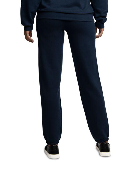EverSoft Fleece Elastic Bottom Sweatpants, Extended Sizes, 1 Pack Navy