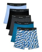 Boys' Sport Style Boxer Briefs, 5 Pack ASSORTED