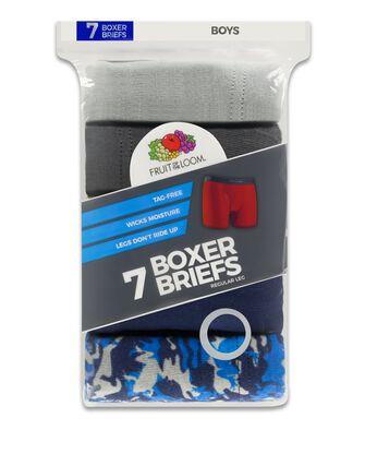 Boys' Boxer Briefs