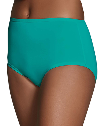 Women's Microfiber Brief, 6 Pack