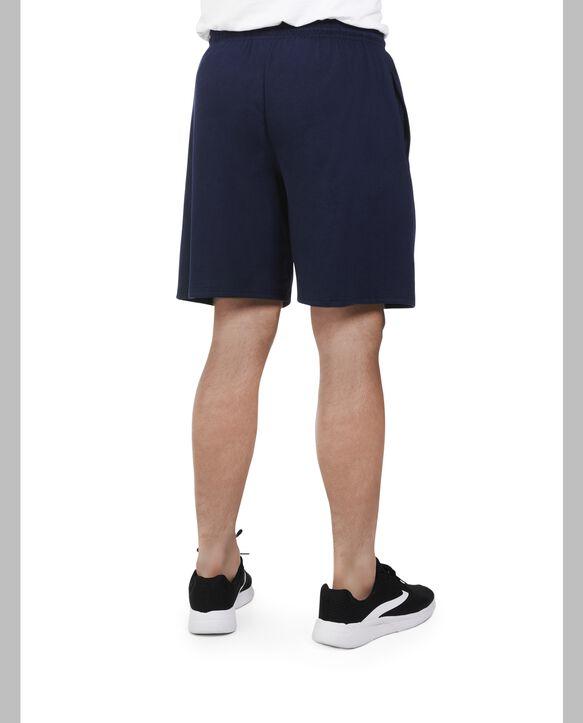 Men's 360 Breathe Jersey Shorts with Pockets jnavy