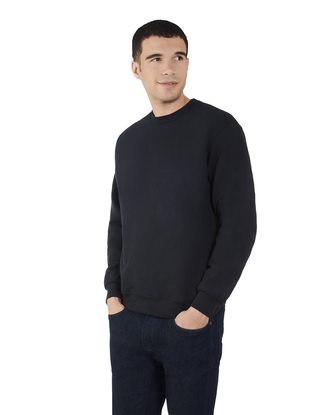 Big Men's EverSoft Fleece Crew Sweatshirt, 1 Pack