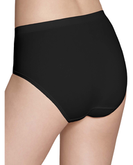 Women's Seamless Low Rise Brief, 6 Pack Assorted