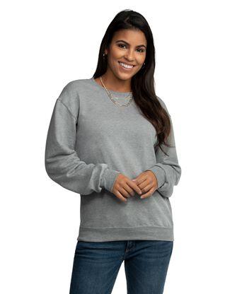 EverSoft Fleece Crew Sweatshirt, Extended Sizes, 1 Pack